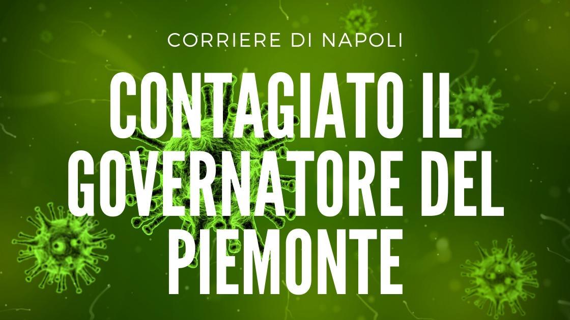 Coronavirus: positivo il governatore del Piemonte
