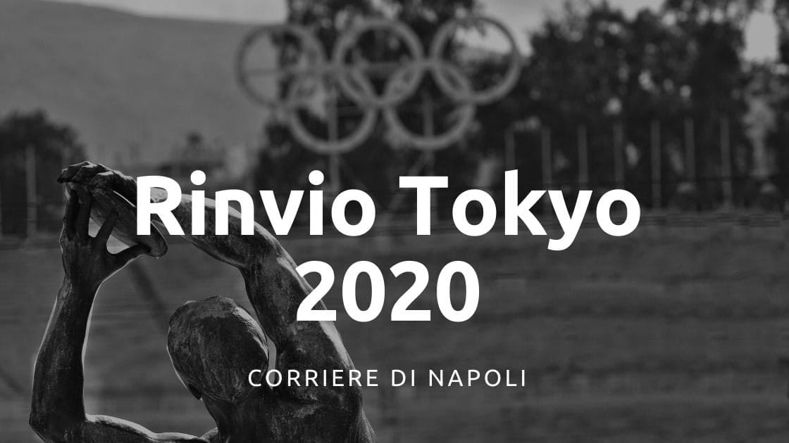 Coronavirus, Olimpiadi Tokyo 2020 prossime al rinvio