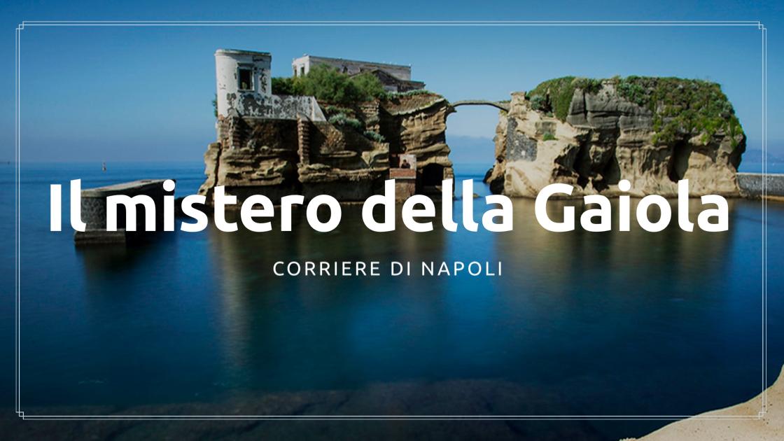 Discover Naples, Il mistero dell'isola della Gaiola