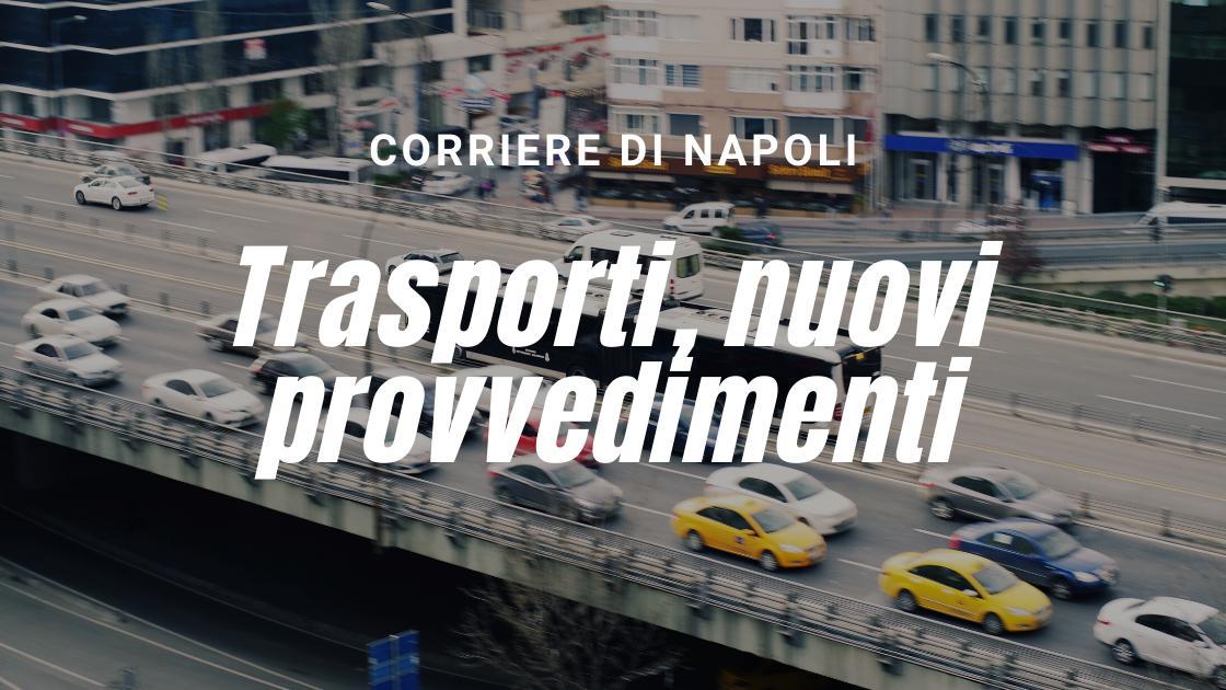 News: Trasporti, nuovi provvedimenti