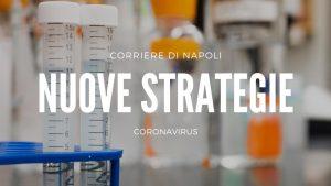 Conte annuncia nuove strategie