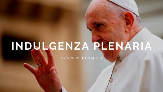 Coronavirus: Papa Francesco concede l'indulgenza plenaria