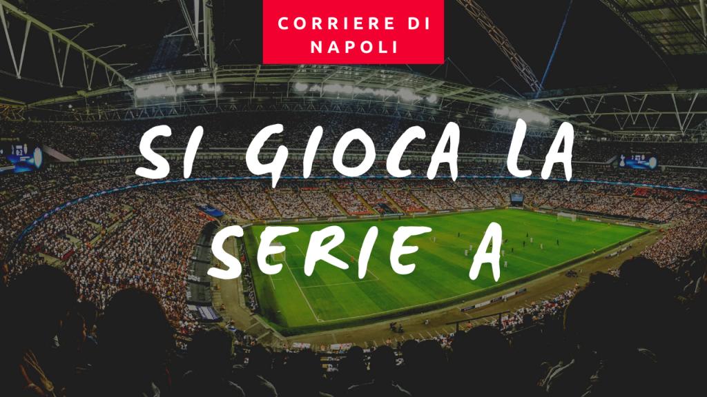 Si gioca la Serie A