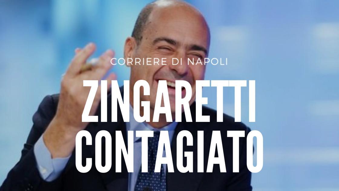 Politica: Zingaretti colpito dal Coronavirus