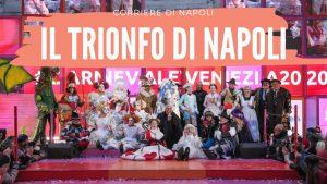 Trionfo napoletano al festival di Venezia