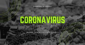 Coronavirus: negozi chiusi e tasse congelate?