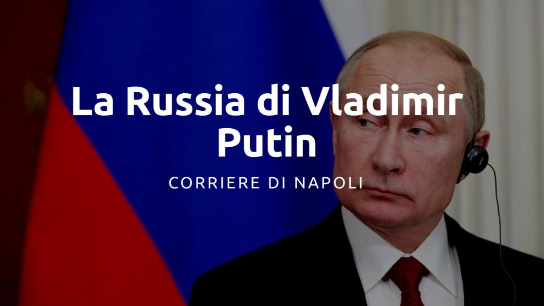Uroboro: la Russia di Vladimir Putin