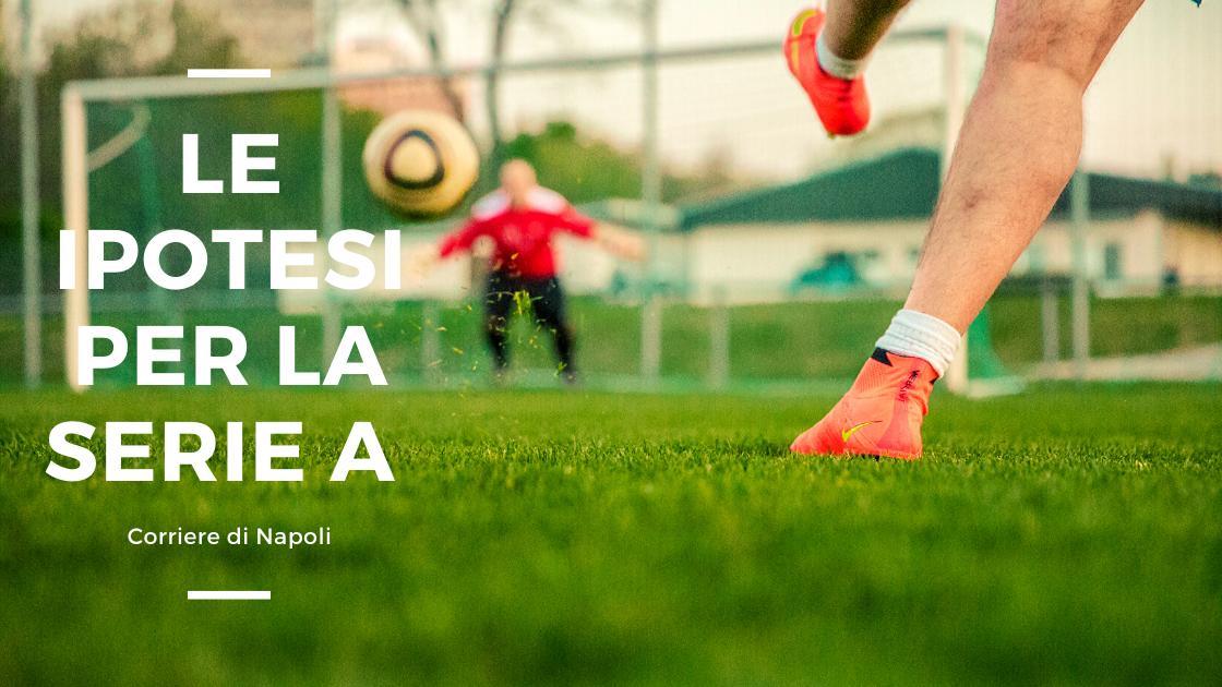 Sport, Calcio: Coronavirus: le ipotesi per la Serie A