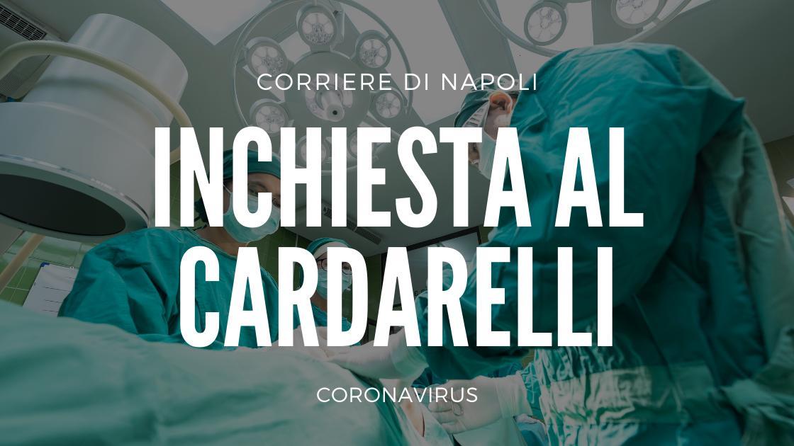 News: Inchiesta al Cardarelli!