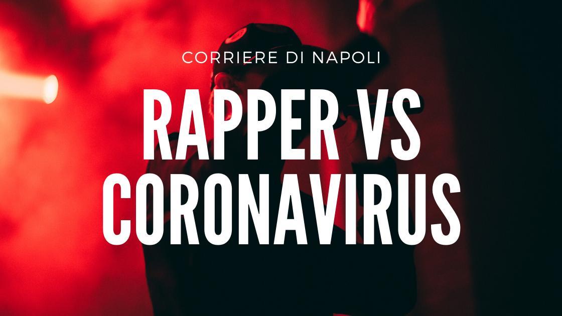 Musica: i rapper si sfidano, ma il nemico è il Coronavirus
