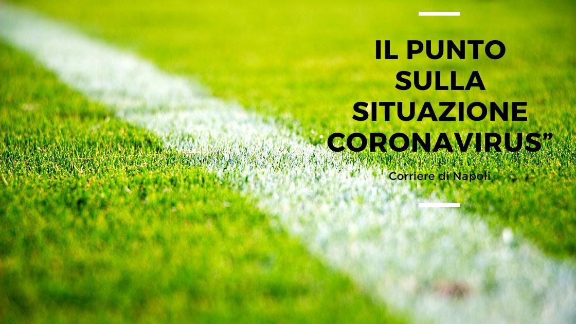 Sport: il punto sulla situazione coronavirus