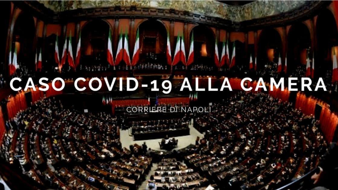 News, caso di COVID-19 alla Camera dei deputati
