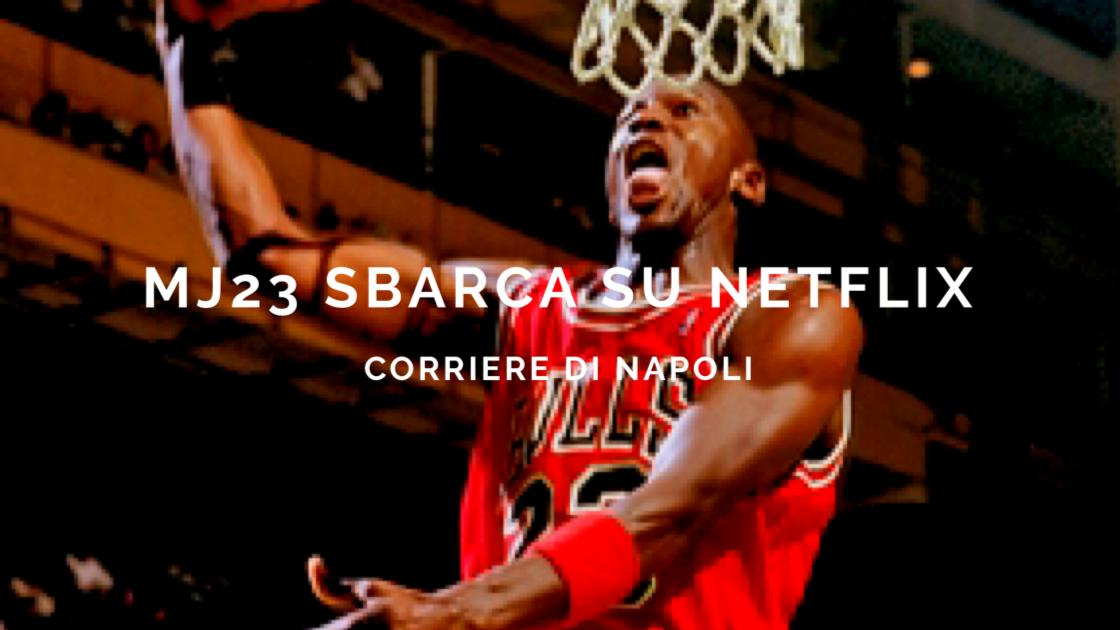 Sport: Michael Jordan approda su Netflix!