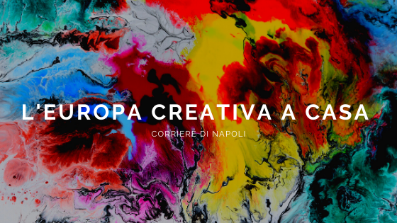 Arte&Cultura: Creative Europe At Home