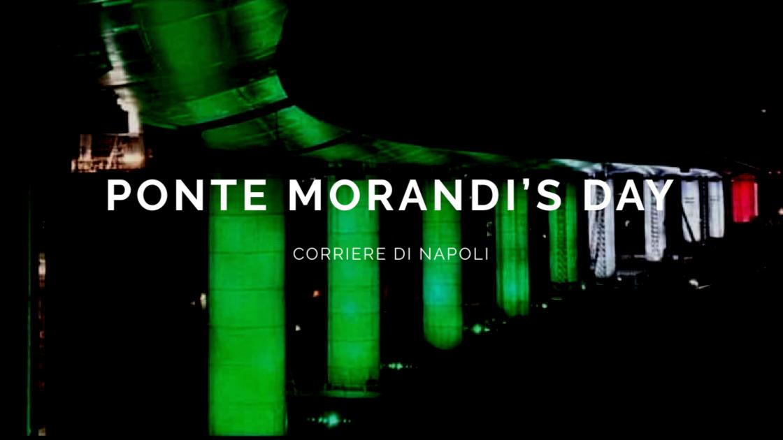 News: Ponte Morandi's day! Genova rinasce