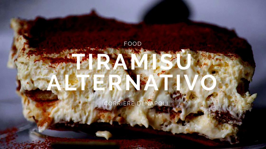 Food, Ricette: Tiramisù alternativo