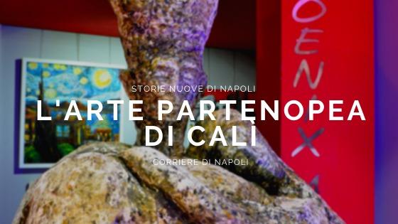 #vivinapoli, Storie nuove di Napoli: l'arte partenopea!