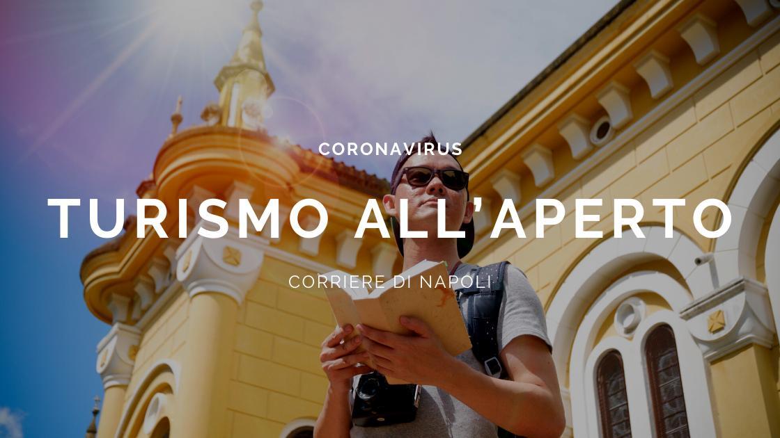 Coronavirus: Napoli riparte dal turismo. Spazio a ristoranti e Ztl, in attesa di Conte