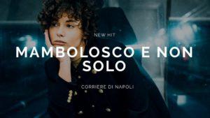il nuovo singolo di Mambo Losco! E non solo...