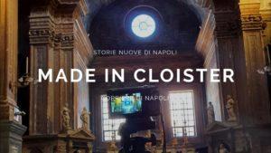 Made in Cloister il chiostro contemporaneo