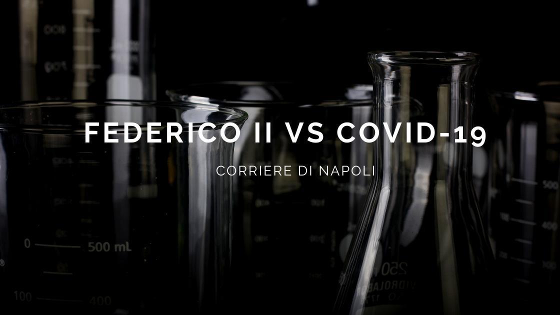News, Coronavirus: Federico II contro il Covid-19