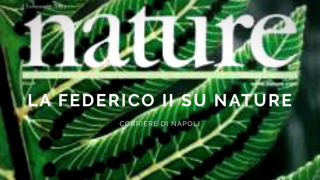 #vivanapoli: La Federico II su Nature