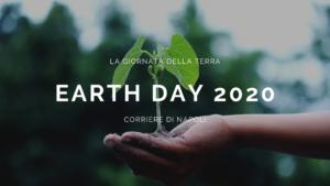 Giornata della terra earth day 2020