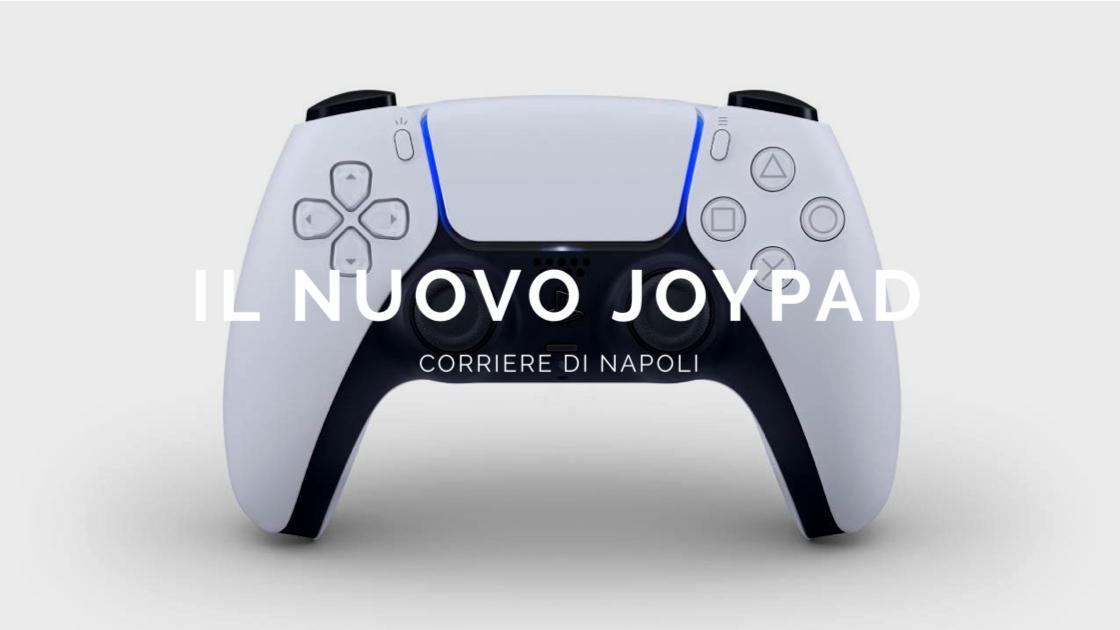 L'angolo dei videogiochi: Il nuovo joypad della PS5