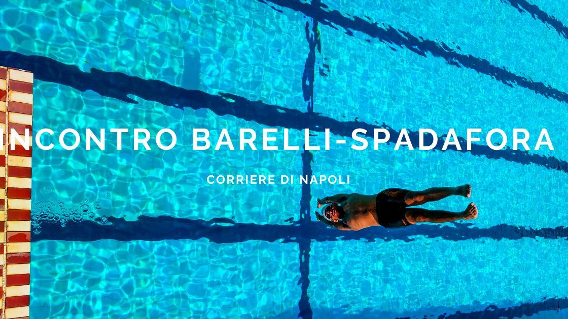 Sport, Pallanuoto: Emergenza coronavirus: colloquio Barelli – Spadafora