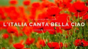 """L'Italia canta """"Bella Ciao"""""""