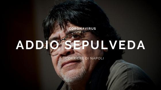 Coronavirus, Luís Sepúlveda: morto lo scrittore cileno