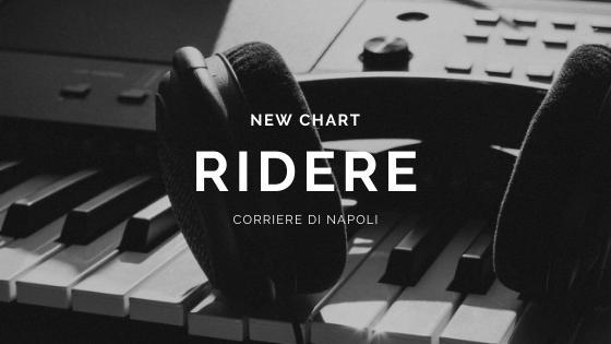 Musica, New Chart: Ridere…a casa!