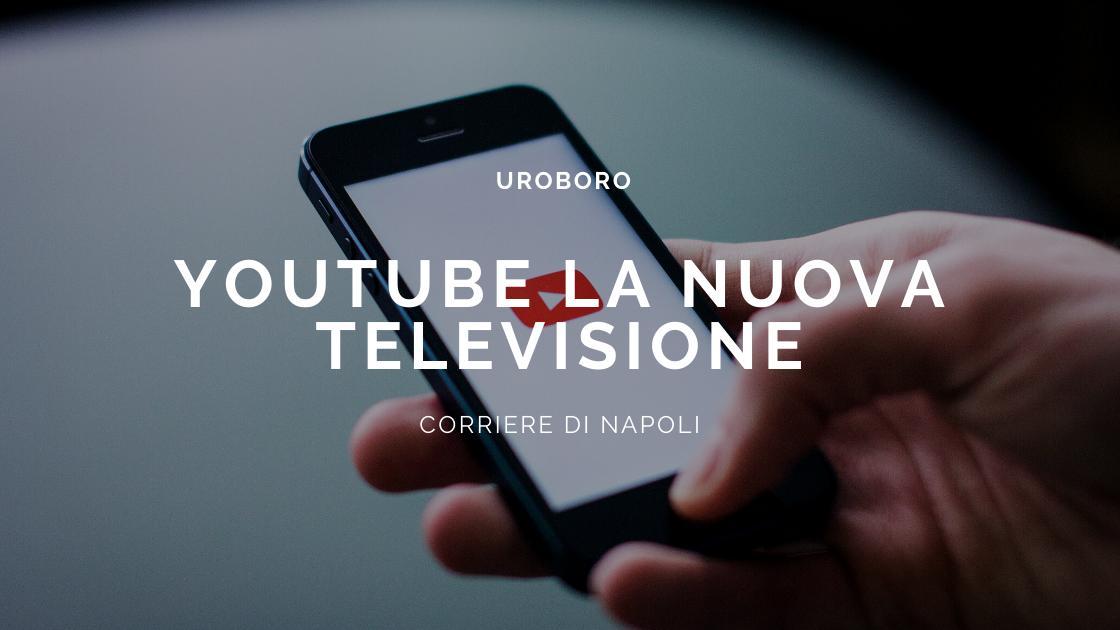 """Uroboro: Youtube, la """"nuova"""" televisione"""