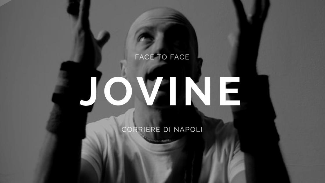 """FaceToFace, Musica: Valerio Jovine si racconta. """"Sogno di collaborare con Giorgia"""""""