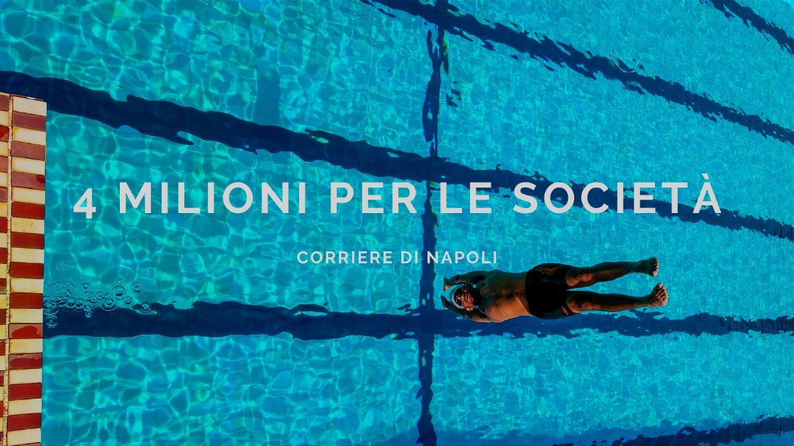 Sport, Pallanuoto: Barelli attua la manovra da 4 milioni di euro per le società