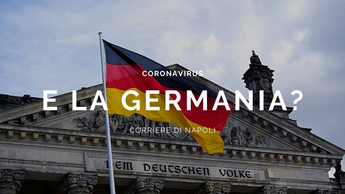 Coronavirus: come si sta muovendo la Germania?