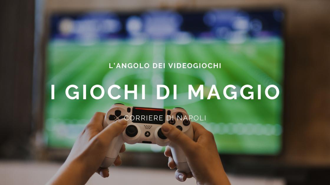 Tecnologia, L'angolo dei videogiochi: ecco i nuovi giochi di Maggio