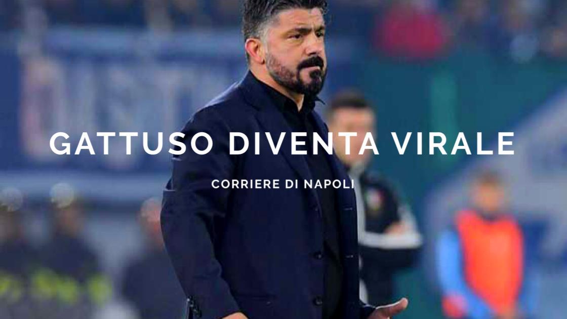 Calcio, il video virale di Gattuso!