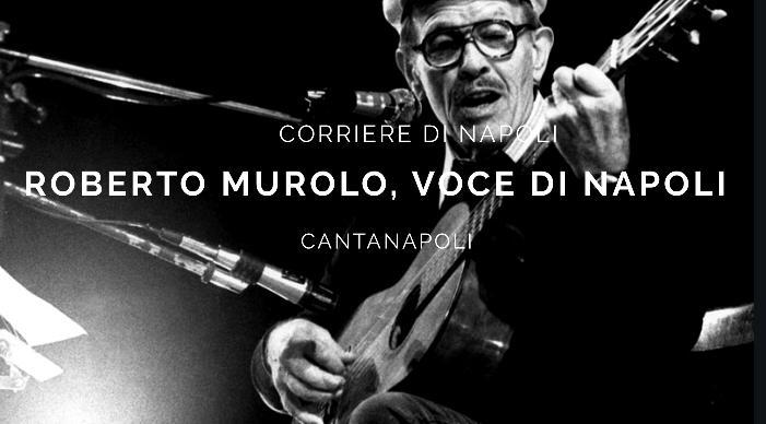 CantaNapoli: Roberto Murolo, la voce di Napoli (versión en español)