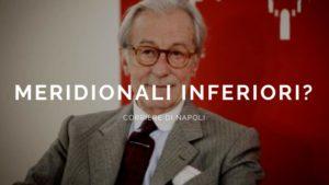 """Vittorio Feltri: """"Meridionali inferiori? Parlavo del portafogli"""""""