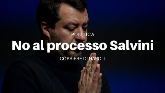 """Politica, giunta del Senato: """"No al processo Salvini"""""""