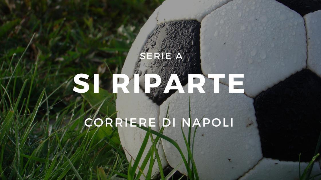 Calcio, News: Serie A, il 13 giugno si riparte!