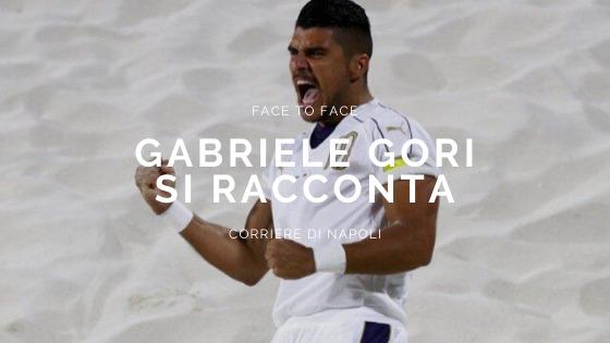 #FaceToFace: Gabriele Gori si racconta