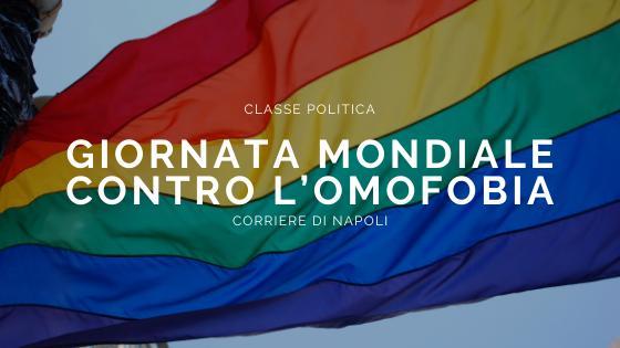 #classepolitica: la giornata mondiale contro l'omofobia