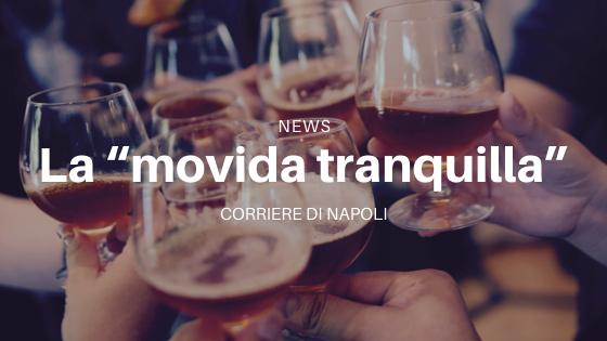 "News, Napoli: la ""movida tranquilla"" di De Magistris"