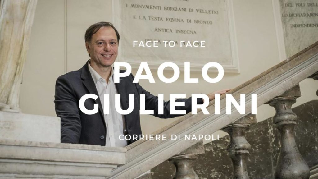 Paolo Giulierini si racconta al CdN