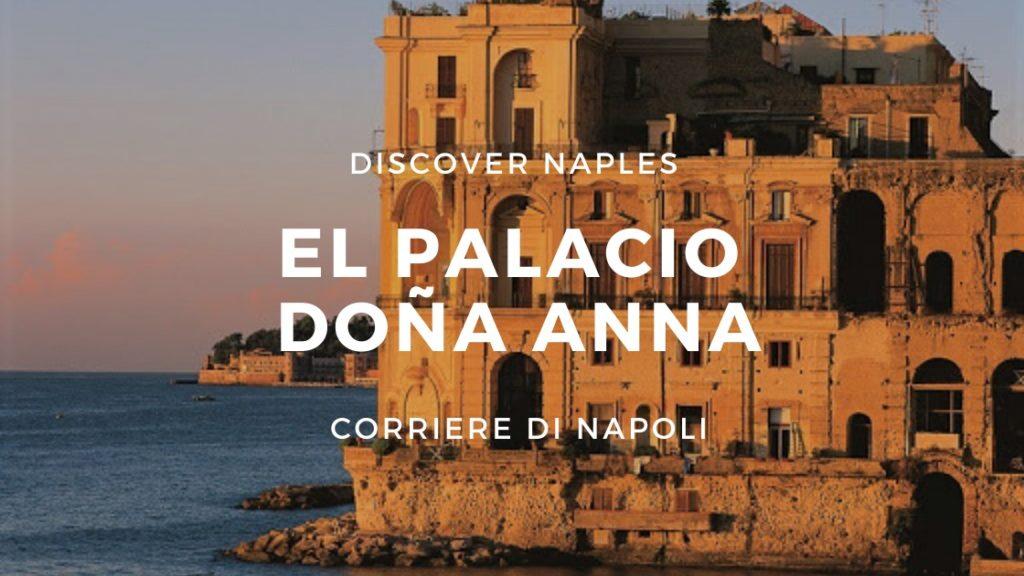 El palacio Donna Anna