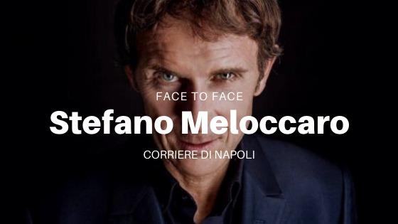 Stefano Meloccaro si racconta