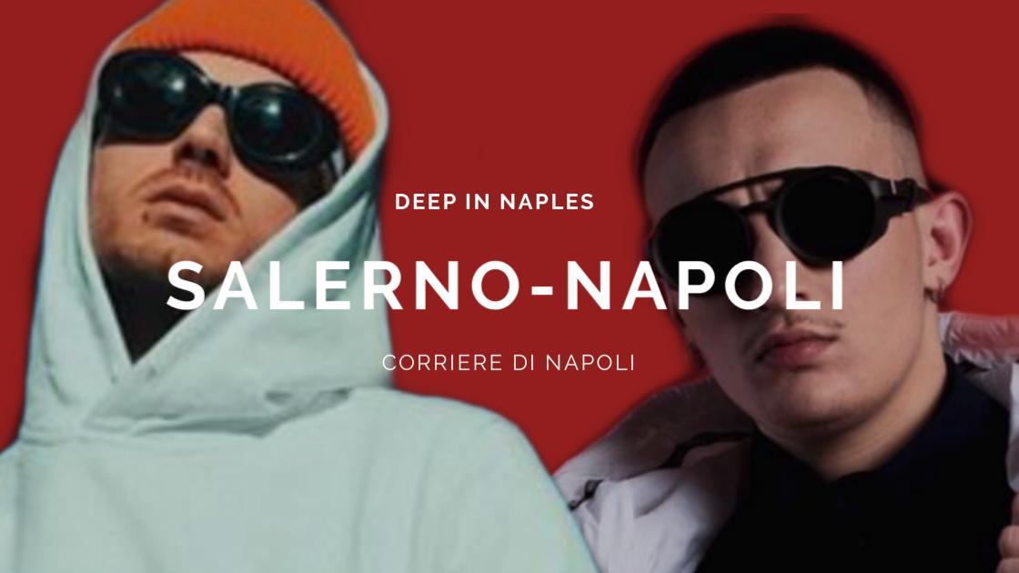 Musica, Deep in Naples: Salerno-Napoli con Peppe Soks e CoCo