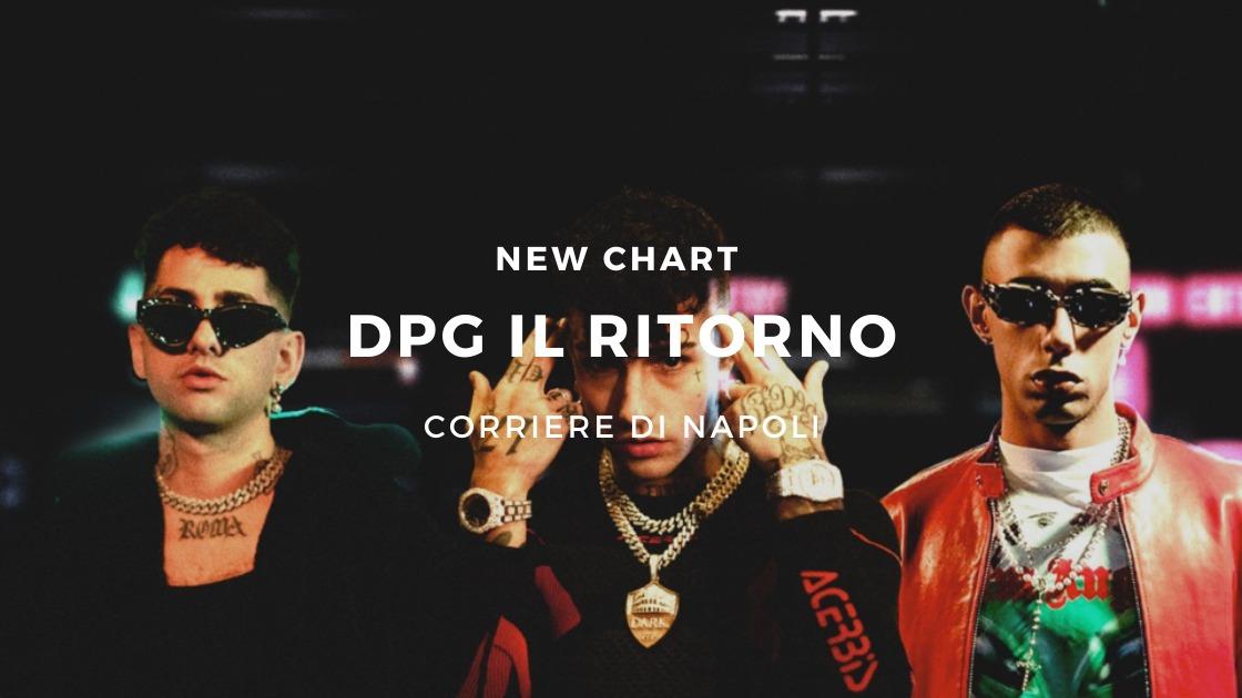 Musica, New Chart: il ritorno della Dark Polo Gang…